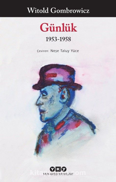 Günlük (1953-1958) - Witold Gombrowicz pdf epub