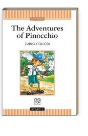 The Adventures of Pinocchio / Stage 2 Books