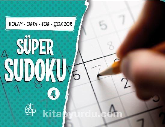 Süper Cep Sudoku 4 - Ayhan Aslan pdf epub
