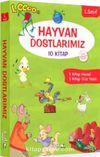 1. Sınıf Hayvan Dostlarımız Serisi (10 Kitaplık Set)
