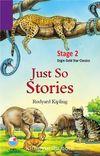 Just so Stories  / Stage 2 (CD'siz)