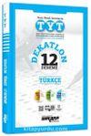 TYT Türkçe Dekatlon 12 Deneme