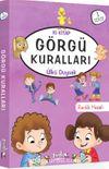 1. Sınıf Görgü Kuralları Serisi (10 Kitaplık Set)