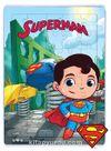 Superman - Chibi Ahşap Puzzle 35 Parça (KOP-SM135 - XXXV)