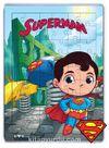 Superman - Chibi Ahşap Puzzle 54 Parça (KOP-SM140 - LIV)