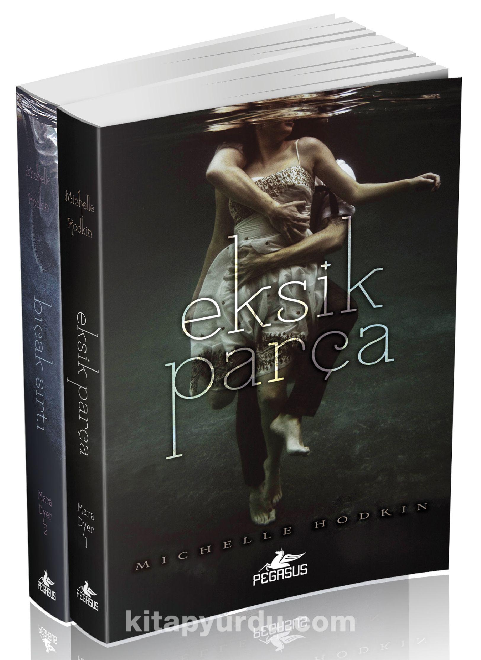 Mara Dyer Serisi Özel Set (2 Kitap) - Michelle Hodkin pdf epub