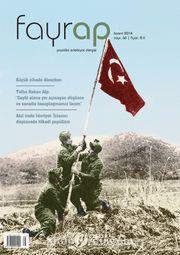 Fayrap Edebiyat Dergisi Kasım 2014 Sayı:66