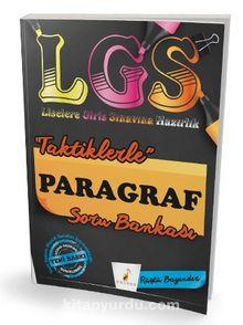 LGS Liselere Giriş Sınavına Hazırlık Taktiklerle Paragraf Soru Bankası