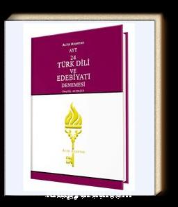 AYT Türk Dili Ve Edebiyatı 24 Denemesi