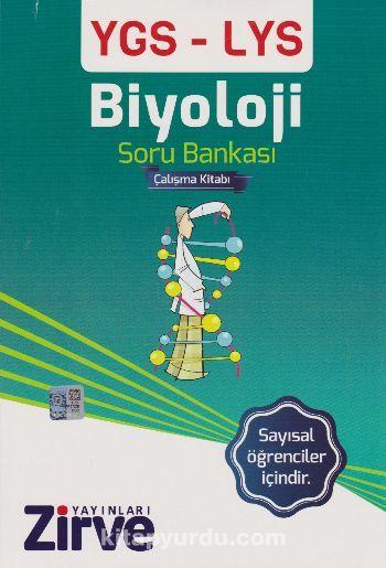 YGS-LYS Biyoloji Soru Bankası Çalışma Kitabı - Kollektif pdf epub