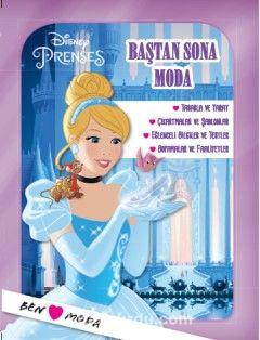 Disney Prenses Baştan Sona Moda - Kollektif pdf epub