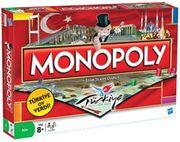 Monopoly Emlak Ticareti Oyunu (Türkiye)(01610)