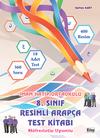 8. Sınıf Resimli Arapça Test Kitabı