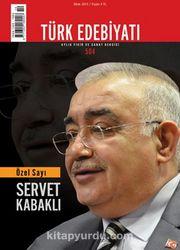 Türk Edebiyatı / Aylık Fikir ve Sanat Dergisi Sayı:504 Ekim 2015