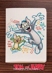 Tom and Jerry - Fun -  Dokun Hisset Serisi (AD-TJ004) Lisanslı Ürün (Cep Boy) Lisanslı Ürün