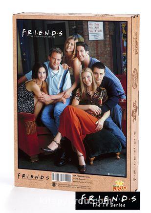 Friends - Friends Together Ahşap Puzzle 1000 Parça (KOP-FR141 - M) Lisanslı Ürün