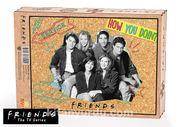 Friends -  How You Doin? Ahşap Puzzle 1000 Parça (KOP-FR142 - M) Lisanslı Ürün