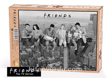 Friends - Always Together Ahşap Puzzle 500 Parça (KOP-FR149 - D) Lisanslı Ürün