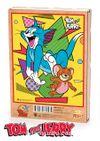 Tom and Jerry - Bright&Bold Ahşap Puzzle 108 Parça (KOP-TJ154 - C) Lisanslı Ürün