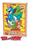 Tom and Jerry - Bright & Bold Ahşap Puzzle 204 Parça (KOP-TJ160 - CC)