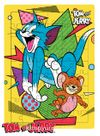 Tom and Jerry - Bright&Bold Ahşap Puzzle 54 Parça (KOP-TJ172 - LIV)