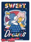 Tom and Jerry - Sweet Dreams Ahşap Puzzle 35 Parça (KOP-TJ164 - XXXV) Lisanslı Ürün