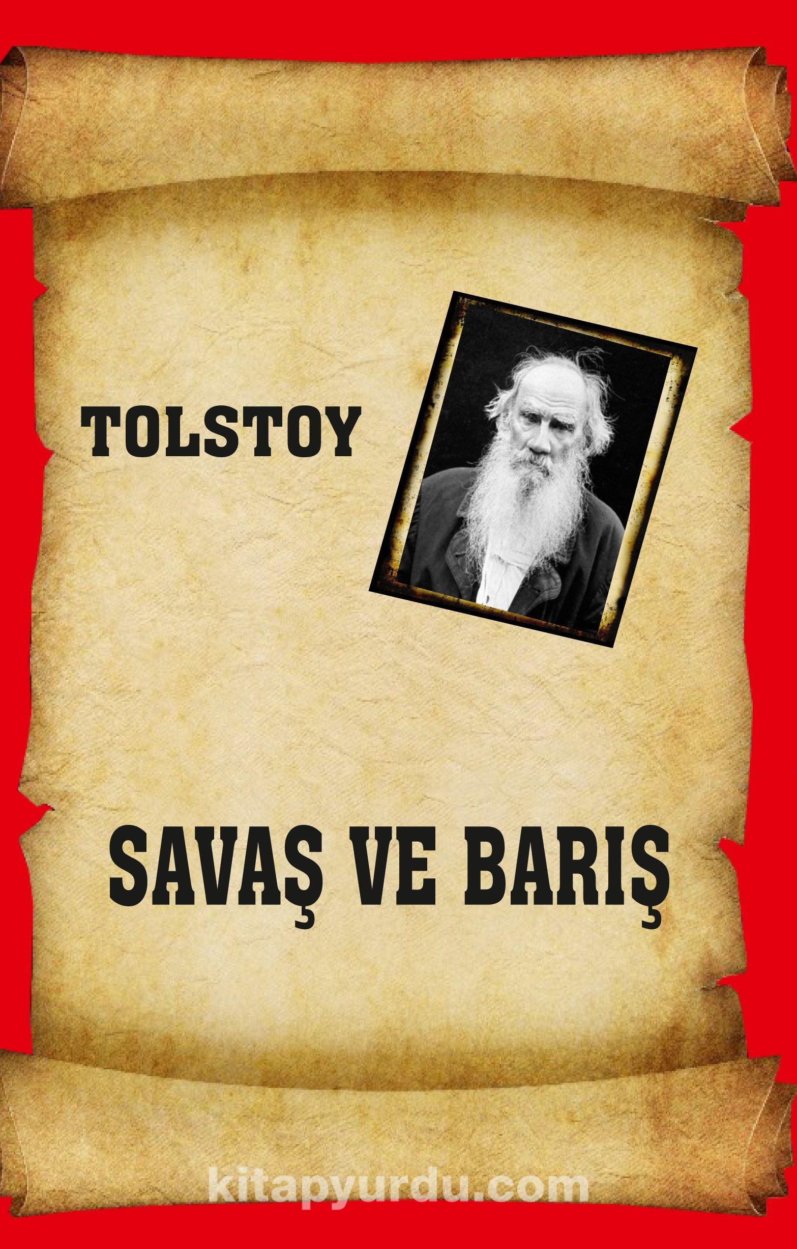 Savaş ve Barış - Lev N. Tolstoy pdf epub