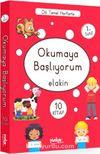 1. Sınıf Okumaya Başlıyorum (10 Kitaplık Set - ELAKİN)