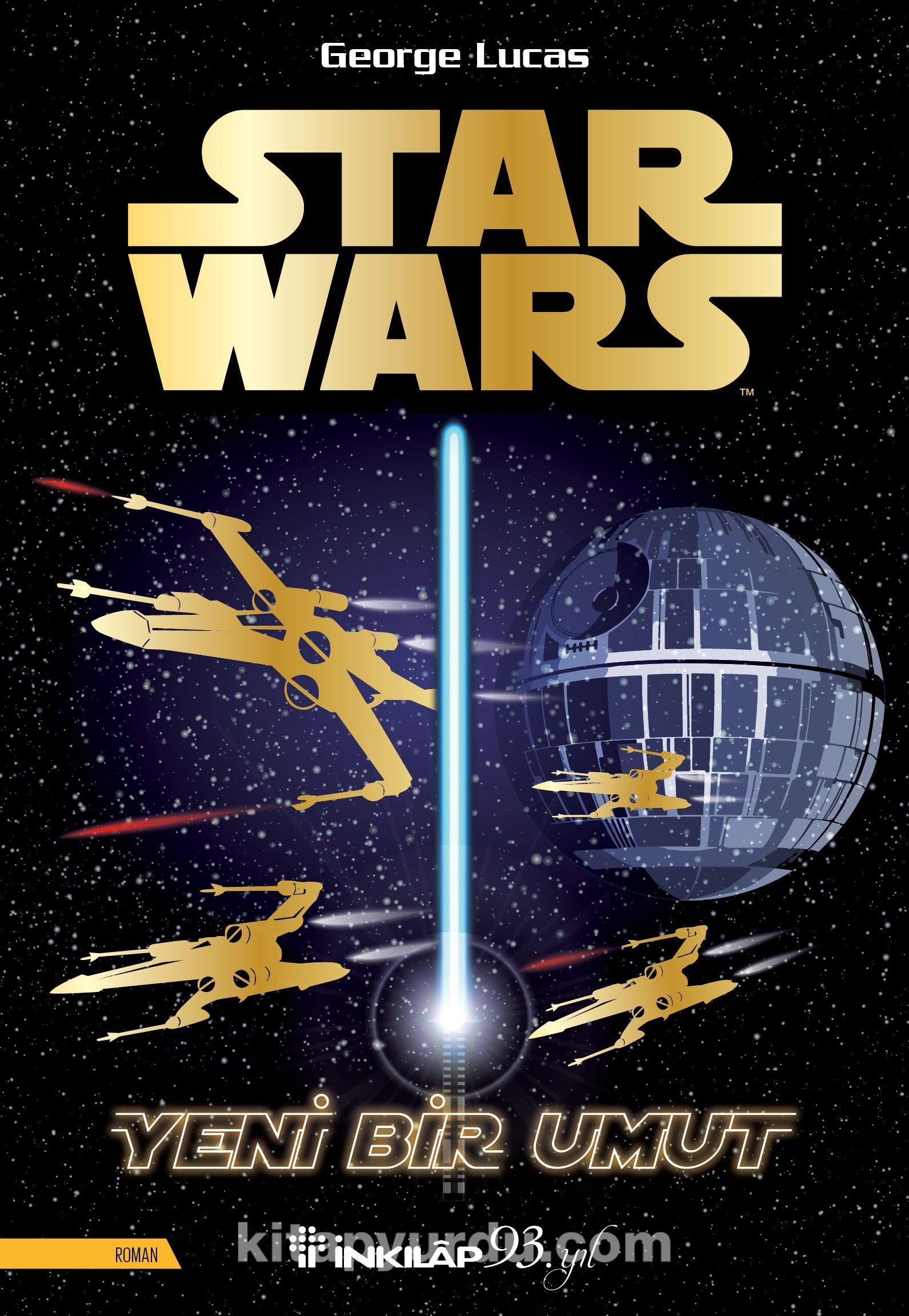 Star Wars-Yeni Bir Umut - George Lucas pdf epub