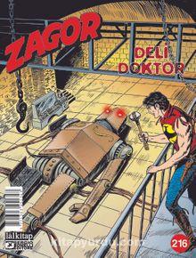 Zagor Sayı:216 / Deli Doktoru