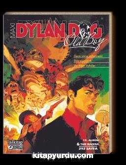 Dylan Dog Maxi Albüm: 19 / : Geceyarısı Cehennemi