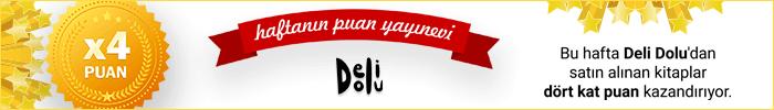 Deli Dolu'dan alınan ürünün puanının 4 katı ekstradan hesabınıza yüklenecektir.