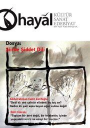 Hayal Kültür Sanat Edebiyat Dergisi Sayı:55 Ekim-Kasım-Aralık 2015