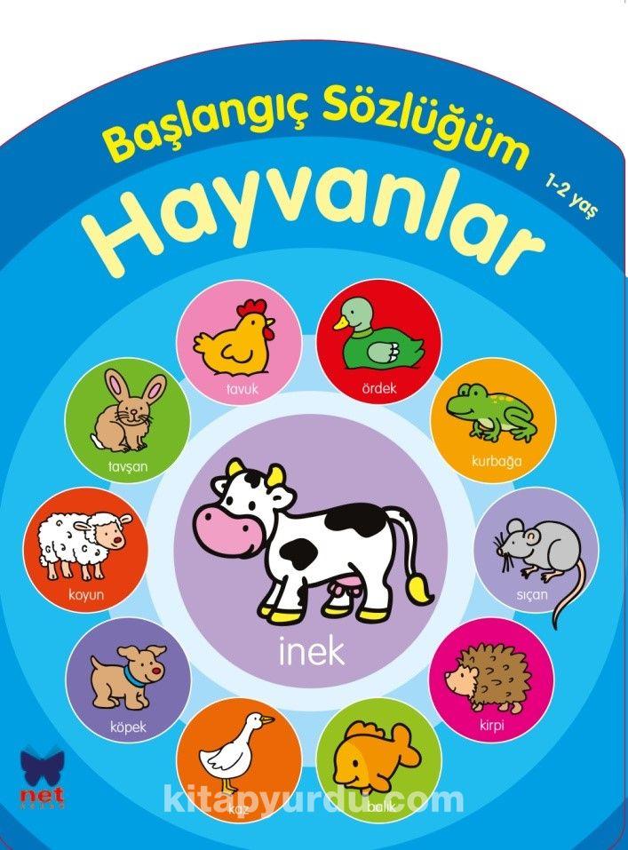 Başlangıç Sözlüğüm / Hayvanlar - Kollektif pdf epub