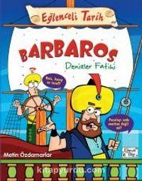 Barbaros Denizler Fatihi PDF Kitap İndir