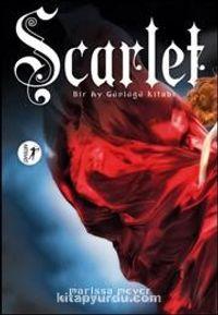 Scarlet / Bir Ay Günlüğü Kitabı