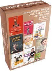 Uzman Eğitimci Gözüyle Çocuk ve Ergen Gelişim Seti (9 Kitap)