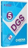 DGS Son Hamle Tamamı Çözümlü 5 Fasikül Deneme