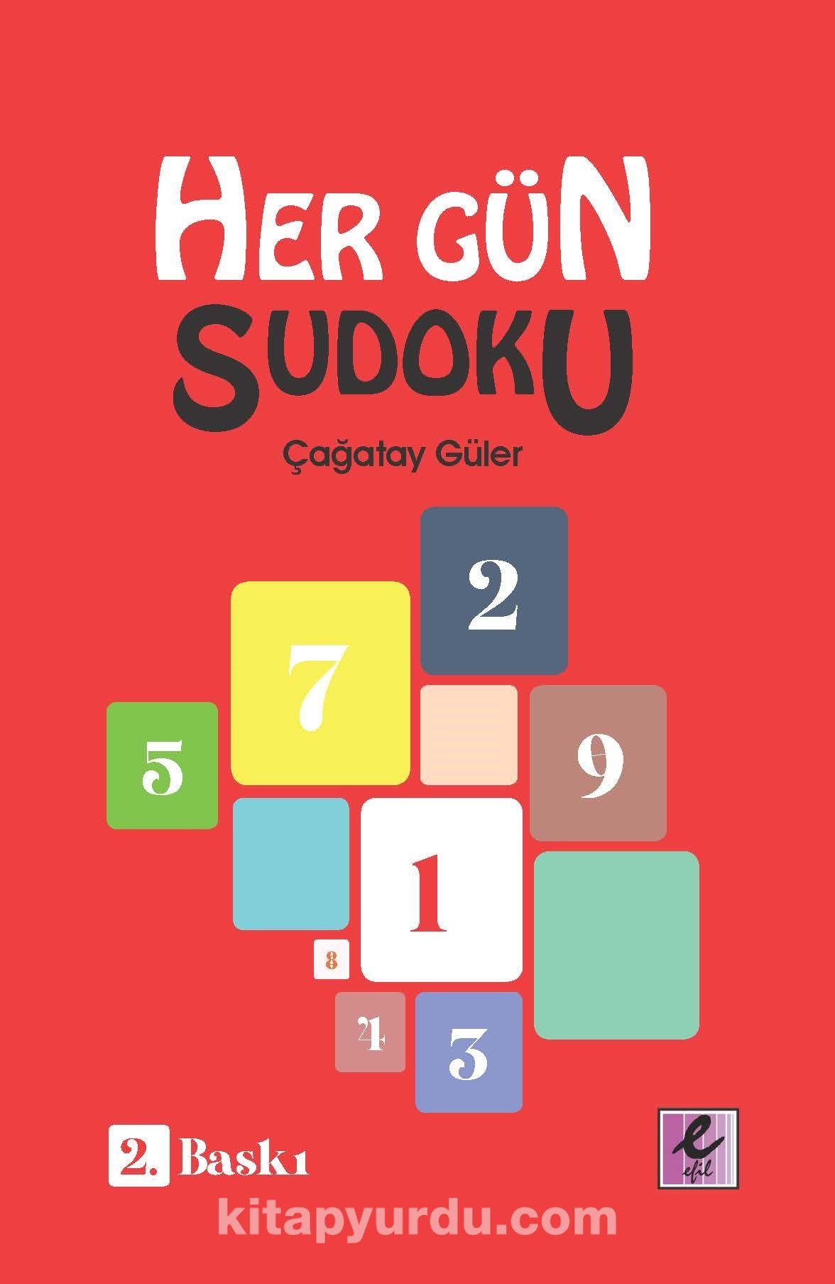 Her Gün Sudoku - Prof. Dr. Çağatay Güler pdf epub
