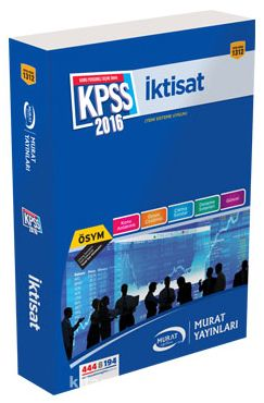 2016 KPSS A Grubu İktisat Konu Anlatımlı (1312)
