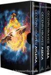Gecenin Hikayesi Seti (3 Kitap) (Ciltli)