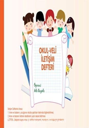 Okul - Veli İletişim Defteri - Kollektif pdf epub