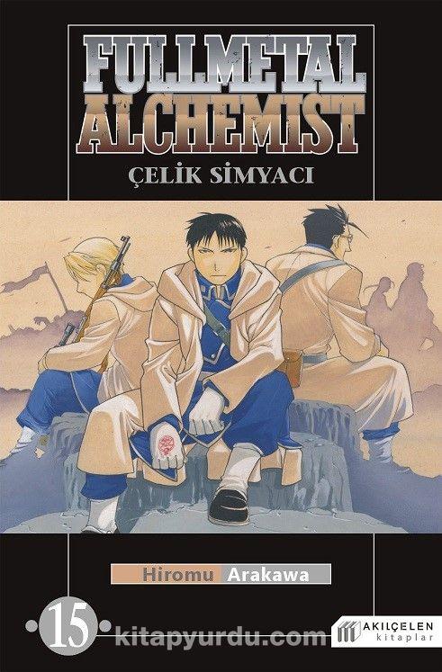 Fullmetal Alchemist - Çelik Simyacı 15 - Hiromu Arakawa pdf epub