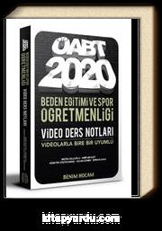 2020 ÖABT Beden Eğitimi ve Spor Öğretmenliği Video Ders Notları