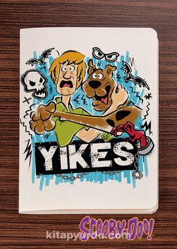 Scooby Doo - Yikes -  Dokun Hisset Serisi (AD-SD005) Lisanslı Ürün (Cep Boy) Lisanslı Ürün