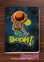 Scooby Doo - Boom! -  Dokun Hisset Serisi (AD-SD004) Lisanslı Ürün (Cep Boy) Lisanslı Ürün