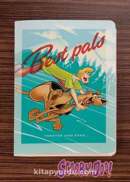 Scooby Doo - Forever and Ever -  Dokun Hisset Serisi (AD-SD001) Lisanslı Ürün (Cep Boy) Lisanslı Ürün