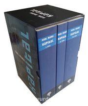 Kapital Set 3 Cilt (Karton Kapak)