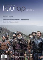 Fayrap Edebiyat Dergisi Temmuz 2015 Sayı:74