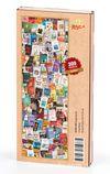 Kitap Kolaj Ahşap Puzzle 300 Parça (KT03-CCC)
